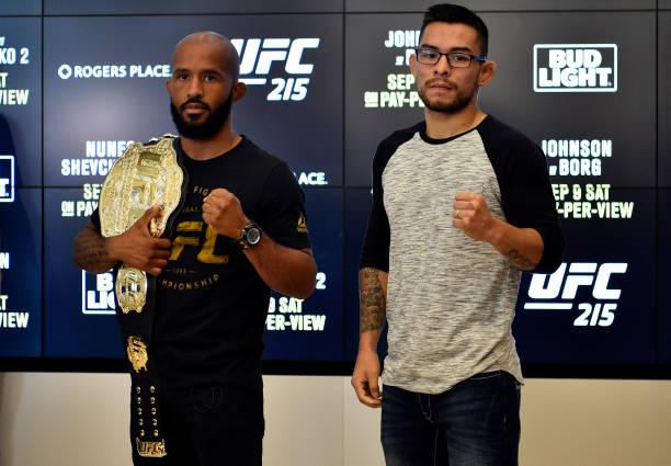 Ray Borg passa mal e Ultimate cancela luta contra Demetrious Jonhson pelo UFC 215; saiba