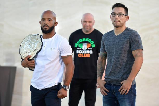 Ultimate remarca Demetrious Johnson e Ray Borg para UFC 216, em Las Vegas; saiba mais