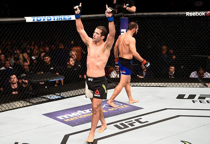 Tanquinho comemora estreia pelo UFC no Brasil, mas revela foco no ADCC antes: 'Não atrapalha em nada'