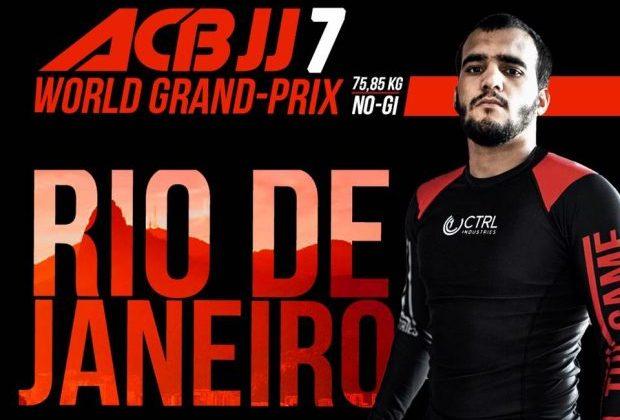 ACB Jiu-Jitsu define chaveamentos para sua estreia no Brasil; confira quem enfrenta quem