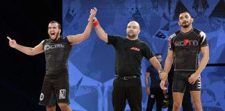 Marcio André superou três adversários para faturar o cinturão do ACB Jiu-Jitsu (Foto: Carlos Arthur Jr)