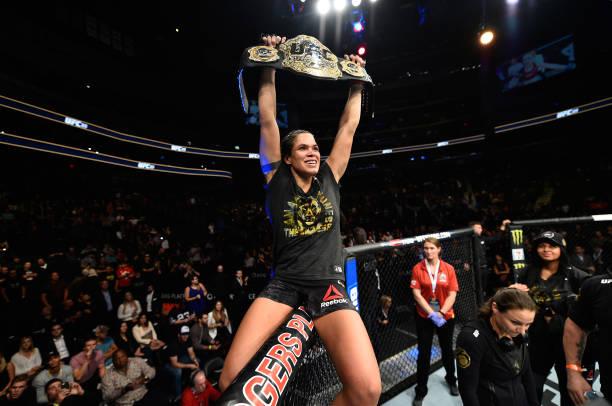 Vídeo: relembre as vitórias recentes da 'imbatível' Amanda Nunes, a 'Destruidora de Campeãs' no UFC