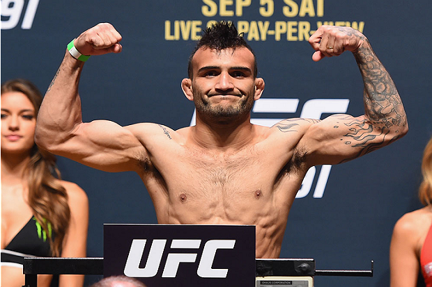 UFC confirma lutas de Massaranduba e Lineker para card em São Paulo; confira