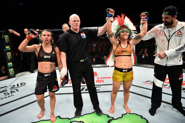 St-Preux finaliza Okami, enquanto Bate-Estaca atropela Claudinha no UFC Japão