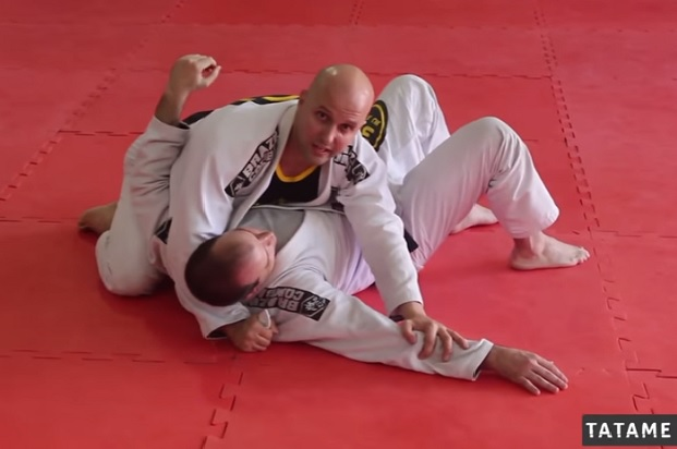 TATAME Visita: no Centro do Rio de Janeiro, Fernando Lebeis ensina técnicas de Jiu-Jitsu e Judô