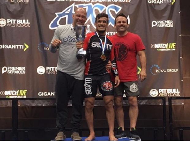 Campeão de tudo, Cobrinha celebra feito inédito no Jiu-Jitsu: 'Dever foi cumprido'