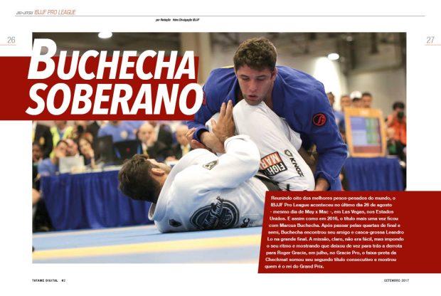 TATAME digital #2: IBJJF Pro League GP e um bate-papo especial com o campeão Marcus Buchecha