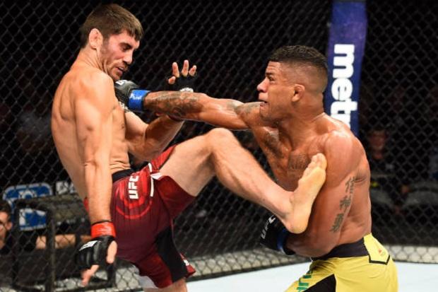 Vídeo: reveja o belo nocaute de Gilbert Durinho sobre Jason Saggo pelo UFC Pittsburgh