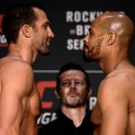 Luke Rockhold volta a lutar pelo Ultimate em duelo contra o experiente David Branch (Foto: Getty Images)