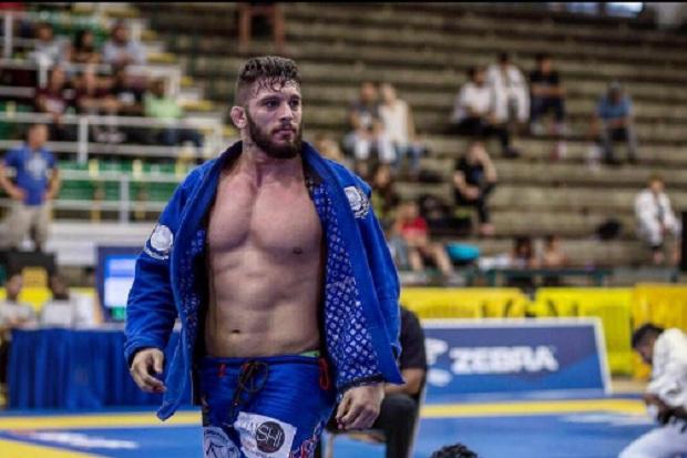 Patrick Gaudio será uma das feras em ação no Grand Slam da UAEJJF, no Rio (Foto reprodução)