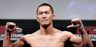 Yushin Okami retorna ao Ultimate para fazer a luta principal do UFC Japão contra St-Preux (Foto: Getty Images)