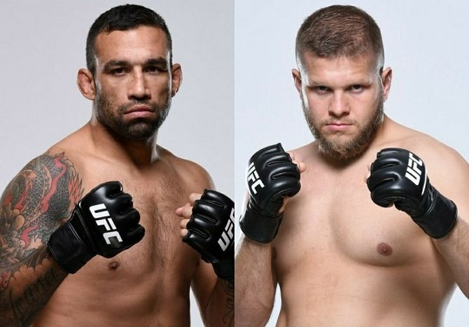 Werdum substitui Hunt e enfrenta Tybura no main event do UFC Sydney; entenda