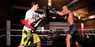 Edson Barboza promete estar com sua trocação em dia para enfrentar Nurmagomedov (Foto Getty Images / UFC)