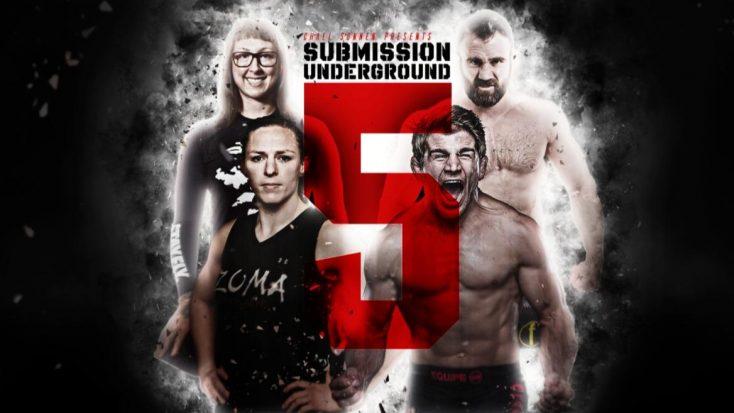 Com ex-UFC, Submission Underground 5 tem duelo principal inédito entre mulheres; confira