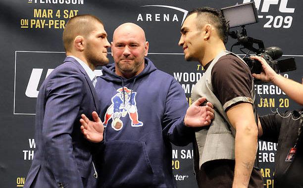 Khabib aposta em 'McGregor x Diaz III' e pede por Tony: 'É o verdadeiro campeão'