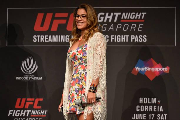 Julianna Peña revela gravidez e anuncia pausa por tempo indeterminado no MMA; saiba