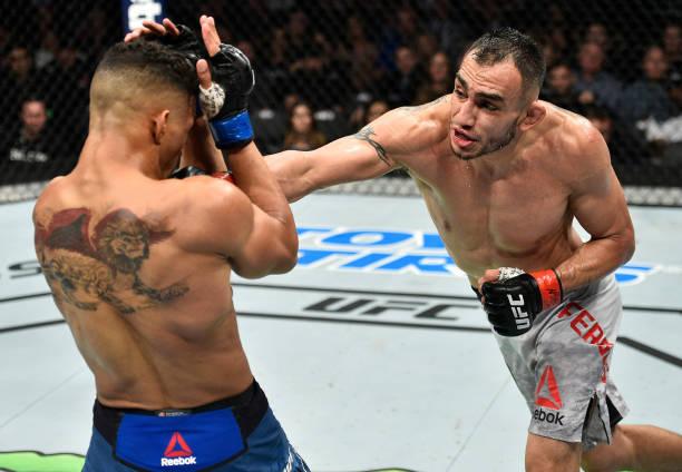 Vídeo: confira os momentos inesquecíveis do UFC 216 em câmera lenta, com golpes e finalizações