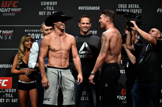 Com dois brasileiros em ação, UFC Polônia tem Cerrone x Darren Till na luta principal; saiba mais