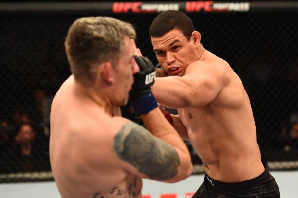 Marcelo Golm adotou cautela ao falar sobre próximos passos no UFC (Foto Getty Images / UFC)