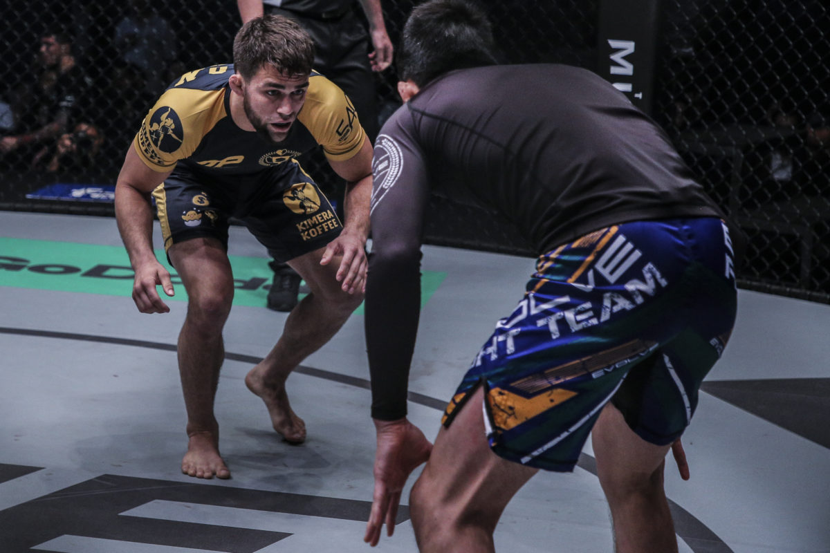 Astro do grappling, Garry Tonon divulga ida para o MMA: 'Evolução natural'; veja