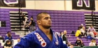 Horlando Monteiro será uma das atrações do Brasileiro de Jiu-Jitsu na faixa preta (Foto divulgação)