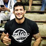 Lucas Hulk segue com bons resultados nos últimos Opens realizados pela IBJJF (Foto: Vitor Freitas)