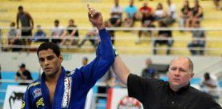 Jaime Canuto se destacou na disputa do Dallas Fall Open, organizado pela IBJJF (Foto: Divulgação)