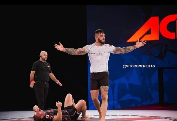 Patrick Gaudio elogia Cláudio Calasans e exalta organização do ACB Jiu-Jitsu: 'Só fortalece os atletas'