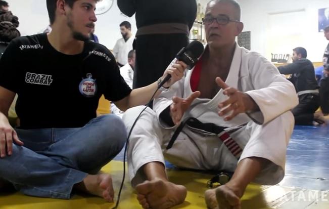 TATAME Visita: ida até a Gavazza Jiu-Jitsu tem aula sobre a 'didática do faixa-preta' e muito mais