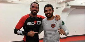 Braulio fará seu retorno às competições em duelo contra Rudson Mateus (Foto reprodução Instagram)