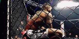 Ex-UFC, Gerald Harris se despediu do MMA com vitória brutal (Foto: Divulgação)