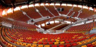 O Ginásio Mangueirinho será o palco da edição do Ultimate em Belém, no Pará (Foto: Rodolfo Oliveira/ Agência Pará)