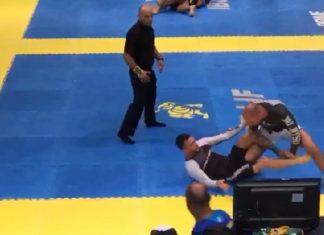 Luciano Bernert se destacou no Floripa Open com a conquista de três ouros (Foto: Reprodução)