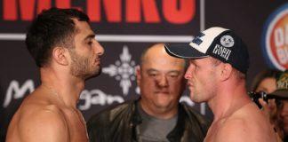 Gegard Mousasi fará sua estreia pelo Bellator contra o russo Alexander Shlemenko (Foto: Bellator)