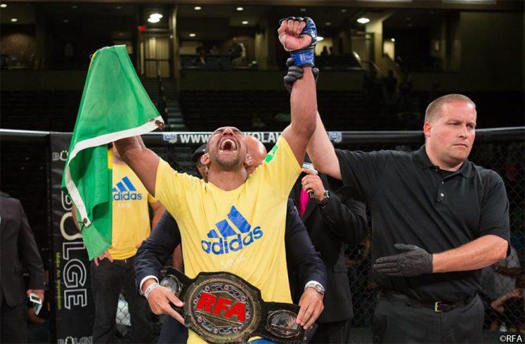Com saídas de Luan Chagas e Tanquinho, Luque e Raoni Barcelos são confirmados no UFC São Paulo