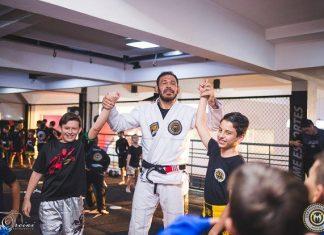 Jiu-Jitsu atua como fator importante na formação do caráter de crianças (Foto: Divulgação)