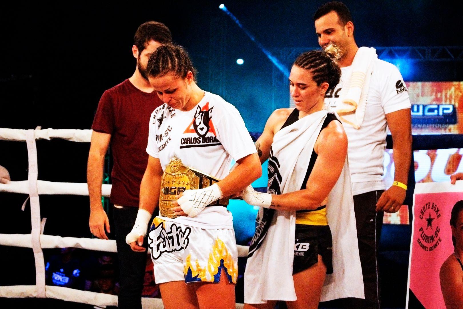 Campeã do WGP retorna ao ringue no próximo dia 15, na Argentina, após se recuperar de grave lesão