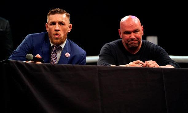 Dana diz que processará Pacquiao caso veja alguma negociação com McGregor