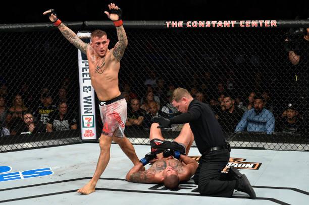 Poirier vence Pettis em 'batalha' no UFC Norfolk, e Brasil fica no empate; confira