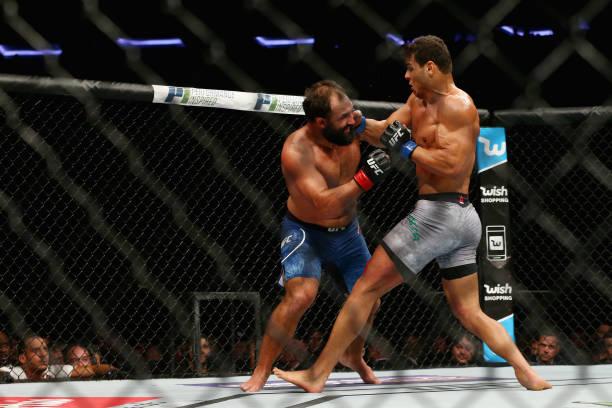 Vídeo: assista aos nocautes dos brasileiros em ação no histórico UFC 217