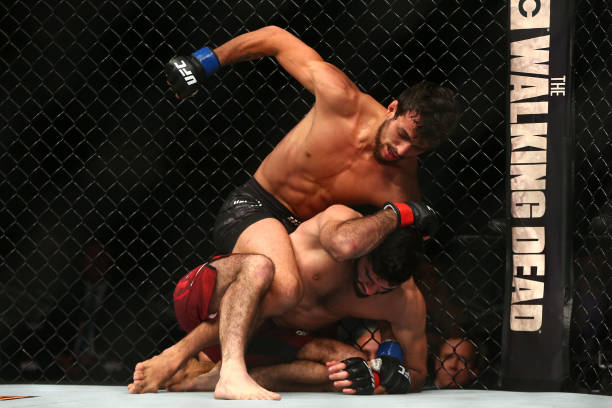 Ultimate premia novos campeões e divide bônus entre brasileiro e St-Preux no UFC 217; confira