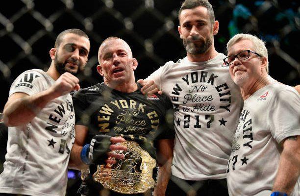 GSP faz história no UFC 217, Dillashaw recupera cinturão e Joanna perde reinado; resultados