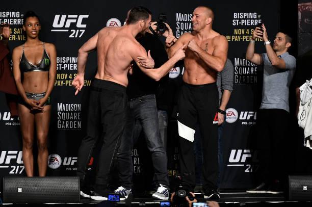 UFC 217 marca retorno de GSP, confronto entre ex-companheiros e Joanna em busca de recorde