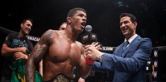Adriano Moraes defendeu seu cinturão peso-mosca diante de Danny Kingad (Foto ONE Championship)