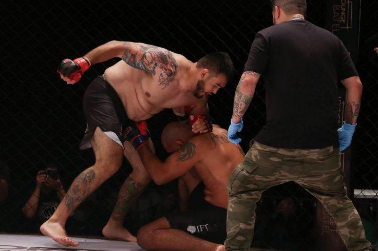 Augusto Sakai nocauteia no Imortal FC 7 e pede chance no UFC; Hassem lidera estreia do Grappling Challenge