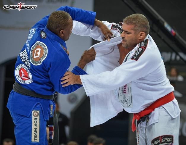 Festa do Jiu-Jitsu coroa campeões no Grand Slam do Rio; Carino derrota Carlão