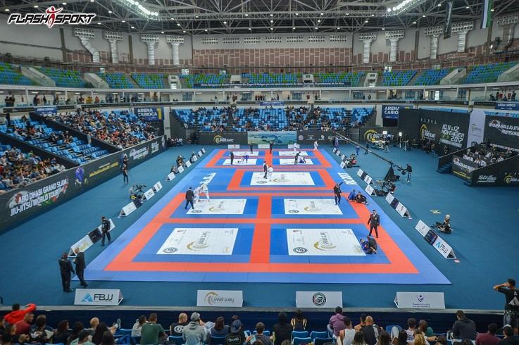 Parque Olímpico recebe atividades de Judô, Kickboxing e MMA neste fim de semana (30 e 31); saiba mais