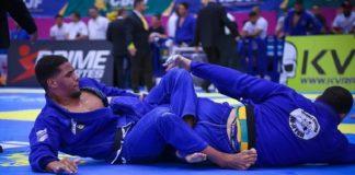 Isaque Bahiense levou o ouro no Sul-Americano e agora vai em busca do título no Mundial No-Gi (Foto: Eagle Shoots)
