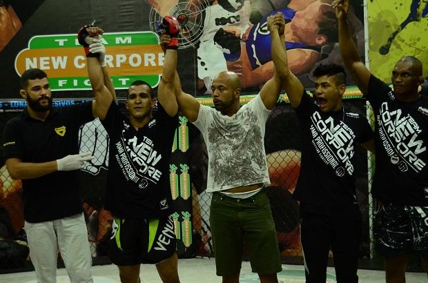 New Corpore Extreme promete mais um evento empolgante para os fãs de artes marciais (Foto: Natalia Santos/LutaEsporte)