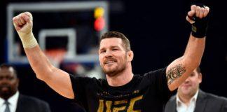 Michael Bisping planeja se aposentar do MMA no ano que vem, em card do UFC em Londres (Foto: Getty Images)